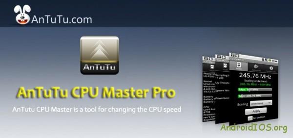 AnTuTu CPU Master 2.5.3