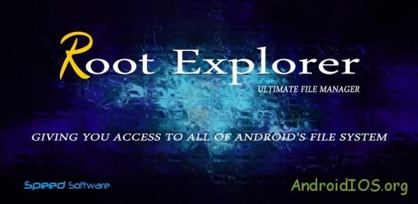 Root Explorer v3.3.2