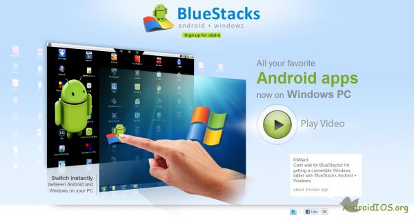 Blue-Stacks