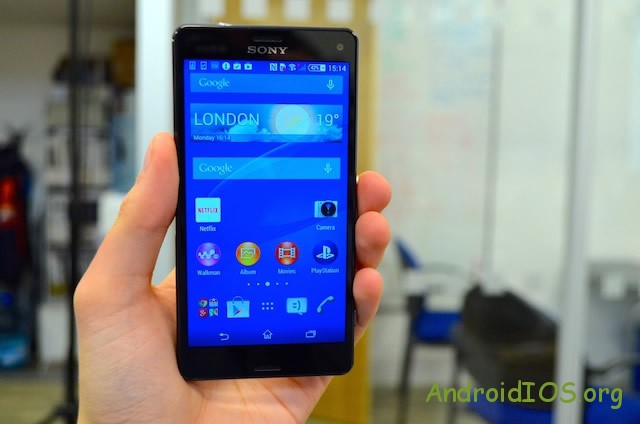 Told the story sony xperia z3 compact review 2015