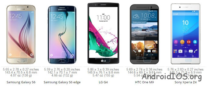 Galaxy-S6-vs-LG-G4-vs-HTC-One-M9-vs-Sony-Xperia-Z4-header