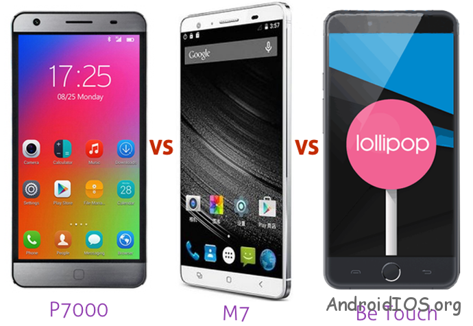 elephone-p7000-vs-mlais-m7-vs-be-touch
