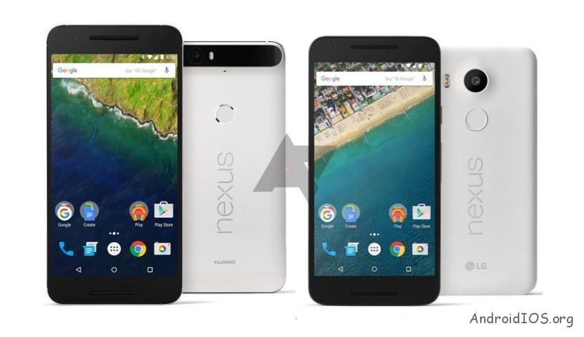 Huawei-Nexus-6P-oraz-LG-Nexus-5X