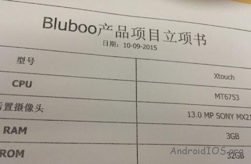 bluboo-xtouch-ROM-32Gb