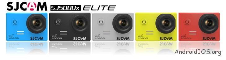 Sjcam-5000x-elite-4k