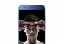 Huawei Honor V9-2