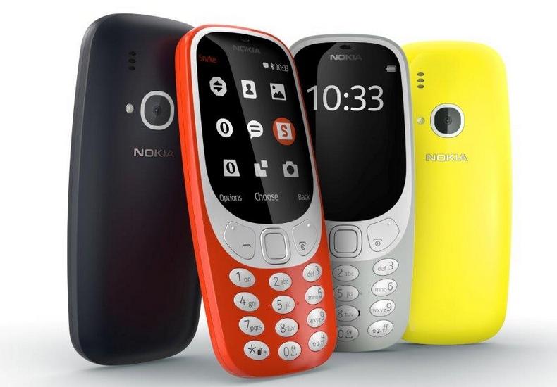 Nokia3310range