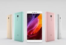 Xiaomi Redmi Note 4X цена
