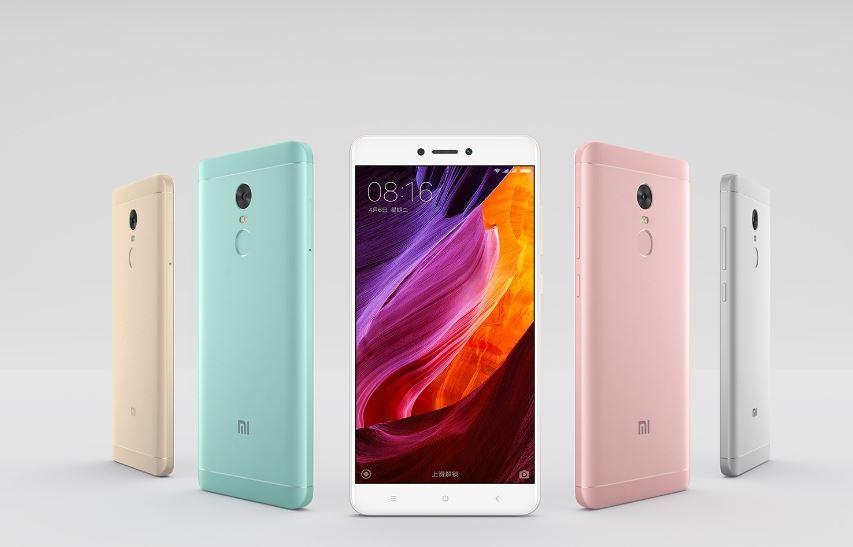 Xiaomi Redmi Note 4X цена