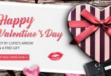 Распродажа на Gearbest ко дню Святого Валентина