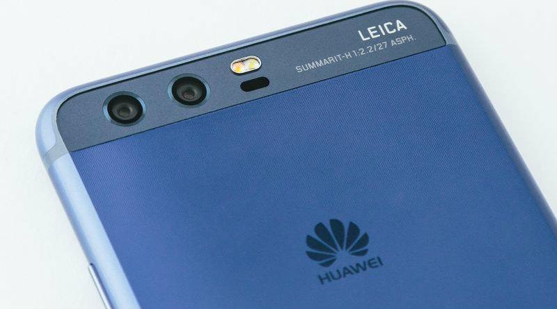 Huawei P10 Plus камера
