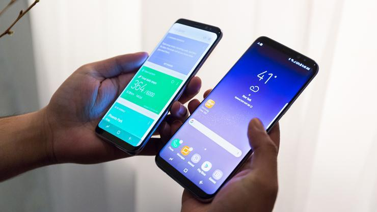Samsung-S8 и Galaxy-S8