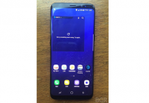 Samsung Galaxy S8 - реальные «живые» фото