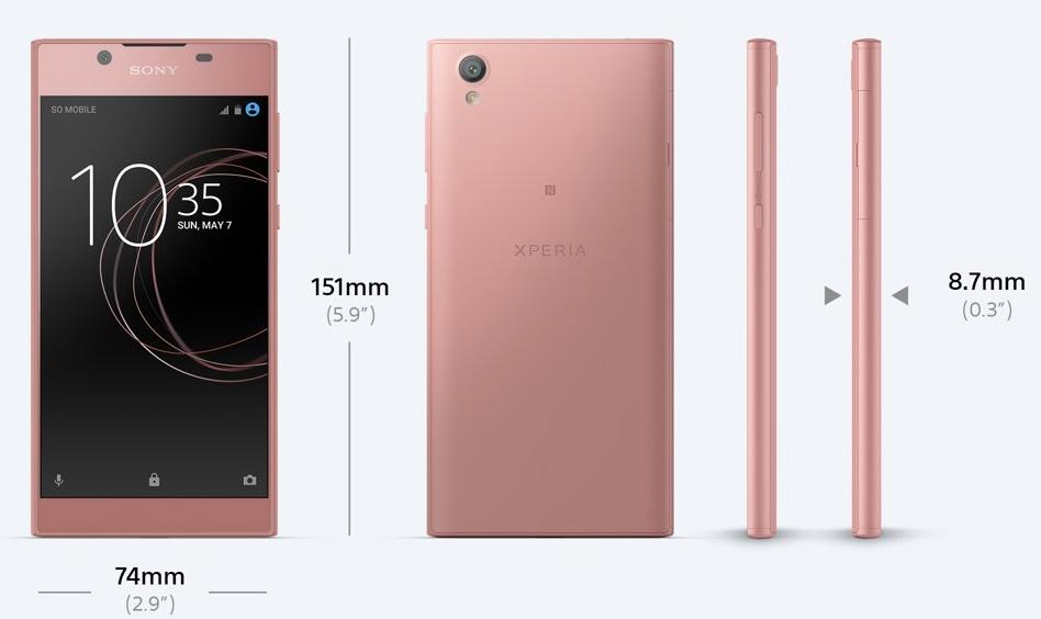 Sony Xperia L1-7