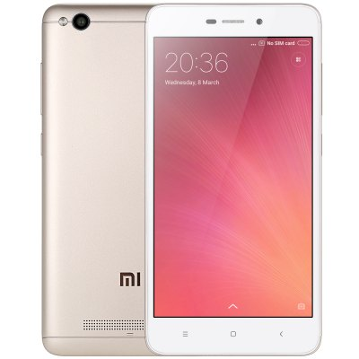 Xiaomi Redmi 4A golden