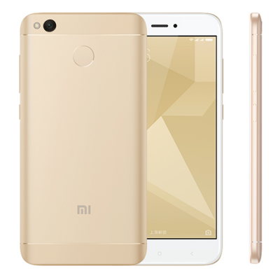 Xiaomi Redmi 4X 4G Smartphone - INTERNATIONAL VERSION