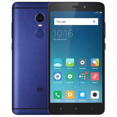 Xiaomi Redmi Note 4 Blue