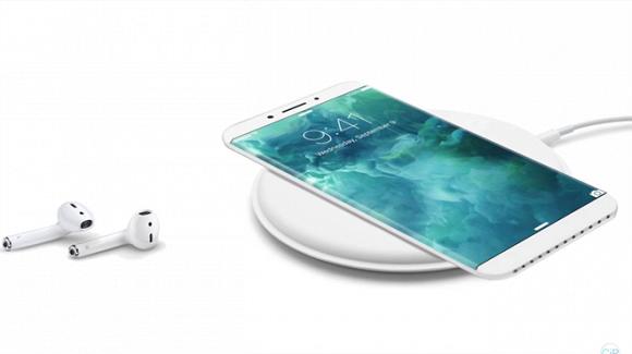Будет ли беспроводная зарядка в iPhone 8?