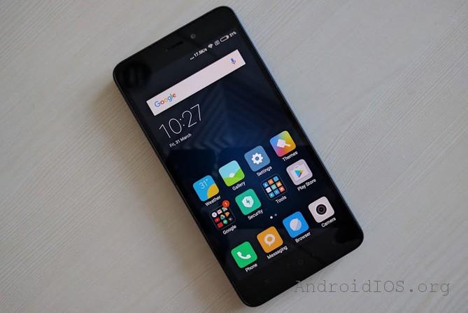 Дисплей Xiaomi Redmi 4A