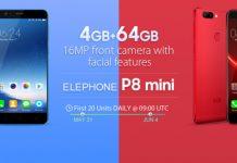 Цена дня Elephone P8 Mini, Maze Blade, Ulefone Gemini Pro, Chuwi LapBook