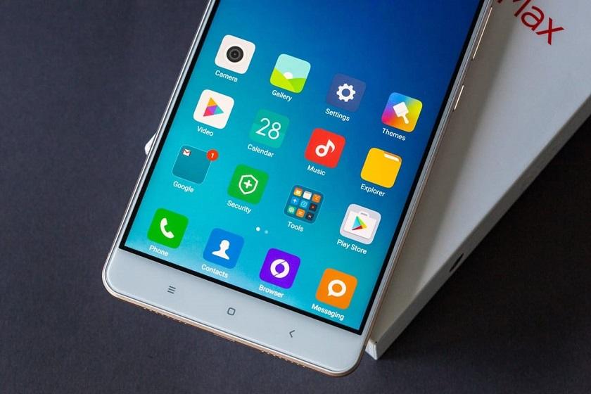 Xiaomi Mi Max 2 будет представлен 23 мая
