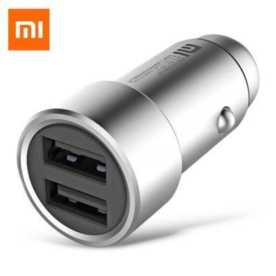 Xiaomi автомобильное зарядное устройство