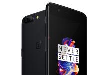 Новые изображения смартфона OnePlus 5