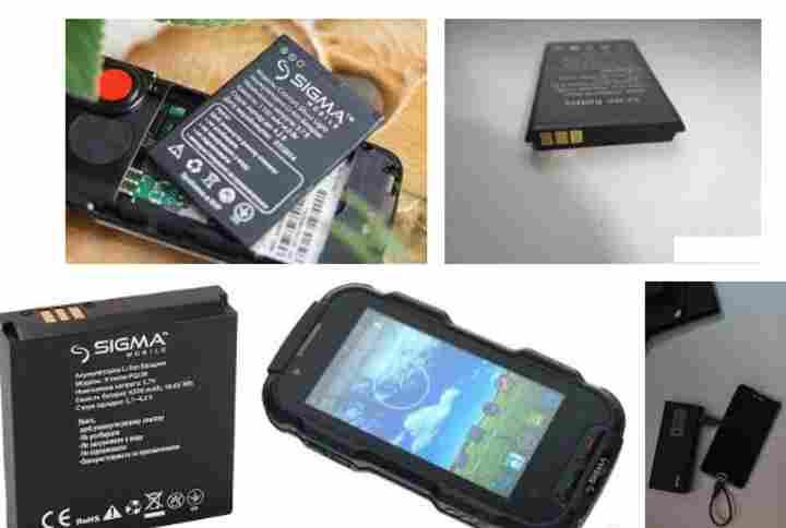 Телефоны Sigma надежность плюс мощный аккумулятор