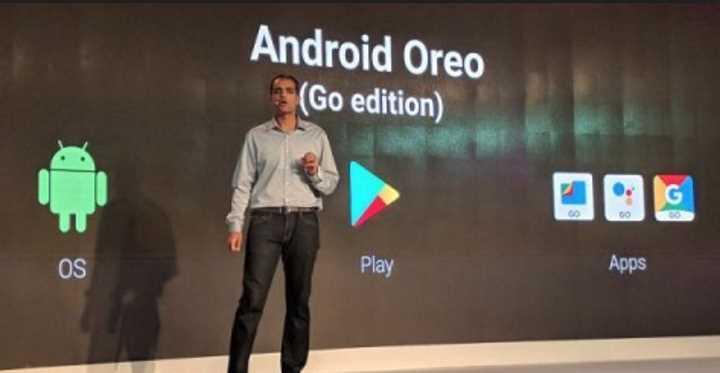 Первые телефоны Android Go от Google на MWC 2018