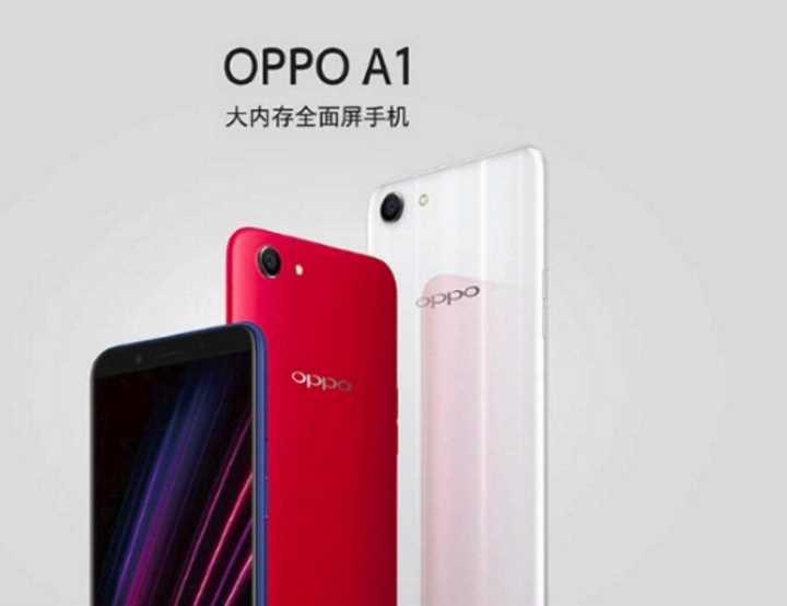 Презентация Oppo A1