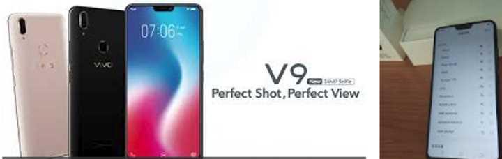 Рассекречен Vivo V9