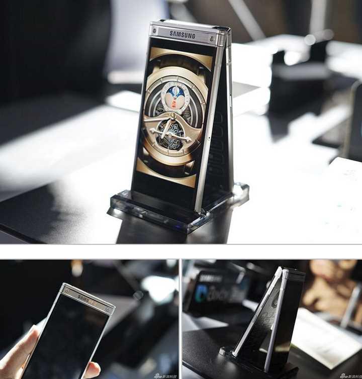 Топовая раскладушка Samsung W2018 с переменной апертурой камеры