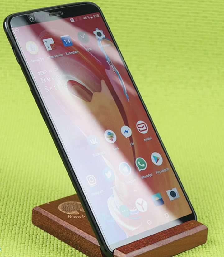 Смартфон OnePlus 5T (A5010) - краткий обзор