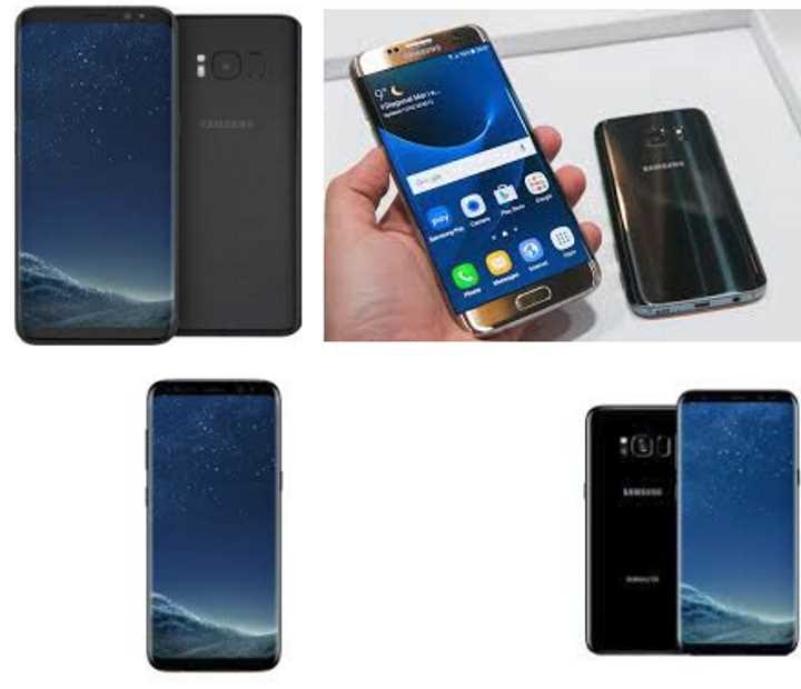 Samsung Galaxy S8 (+) пользовательский обзор