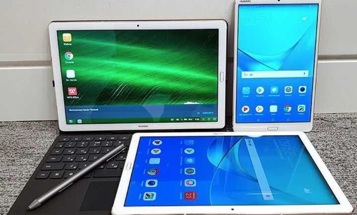 """Планшет Huawei MediaPad M5 в """"ТехноПарк"""""""
