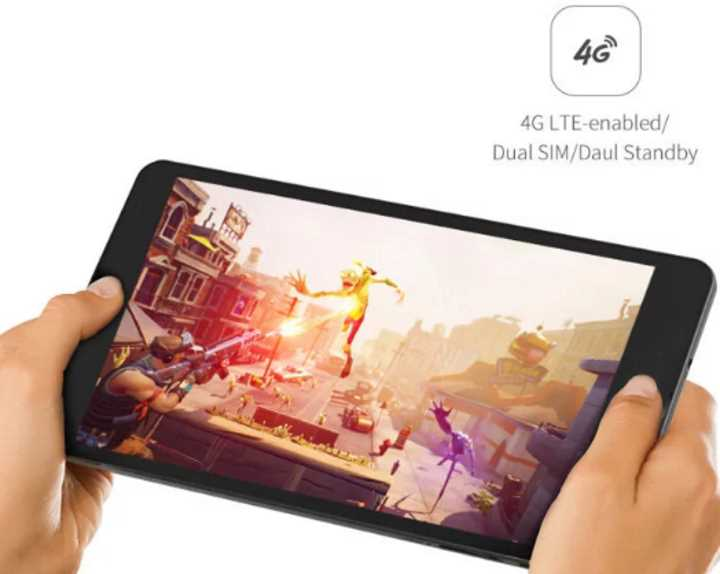 Alldocube M8: двойной планшет 4G / LTE Helio X27 с большой батареей