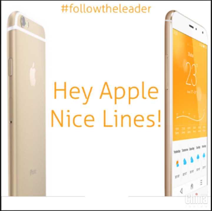 OnePlus троллит  Apple