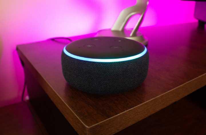 Amazon Echo Dot Review (3-е поколение) звук