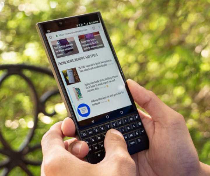 Что бренд смартфона может рассказать о владельце BlackBerry