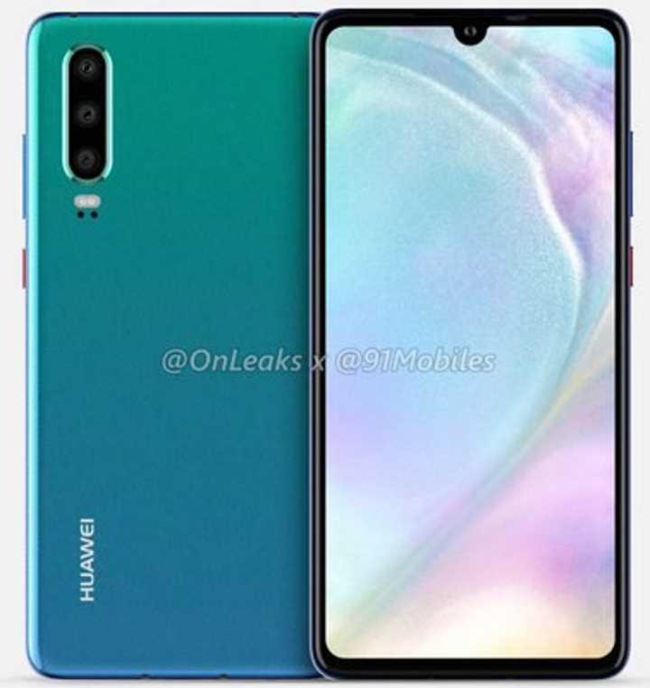 Дата выхода Huawei P30 и P30 Pro, слухи и новости