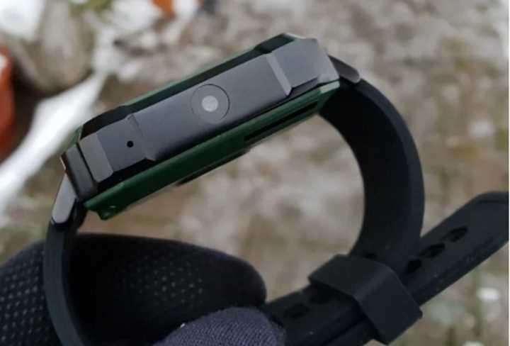 Обзор Microwear H7 - камера