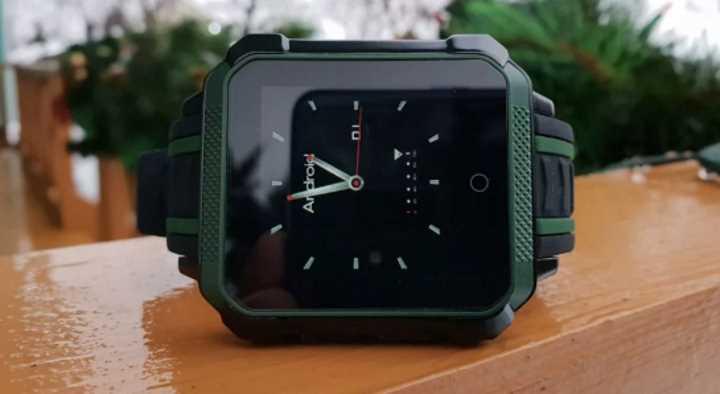 Обзор Microwear H7 - дизайн и внешний вид