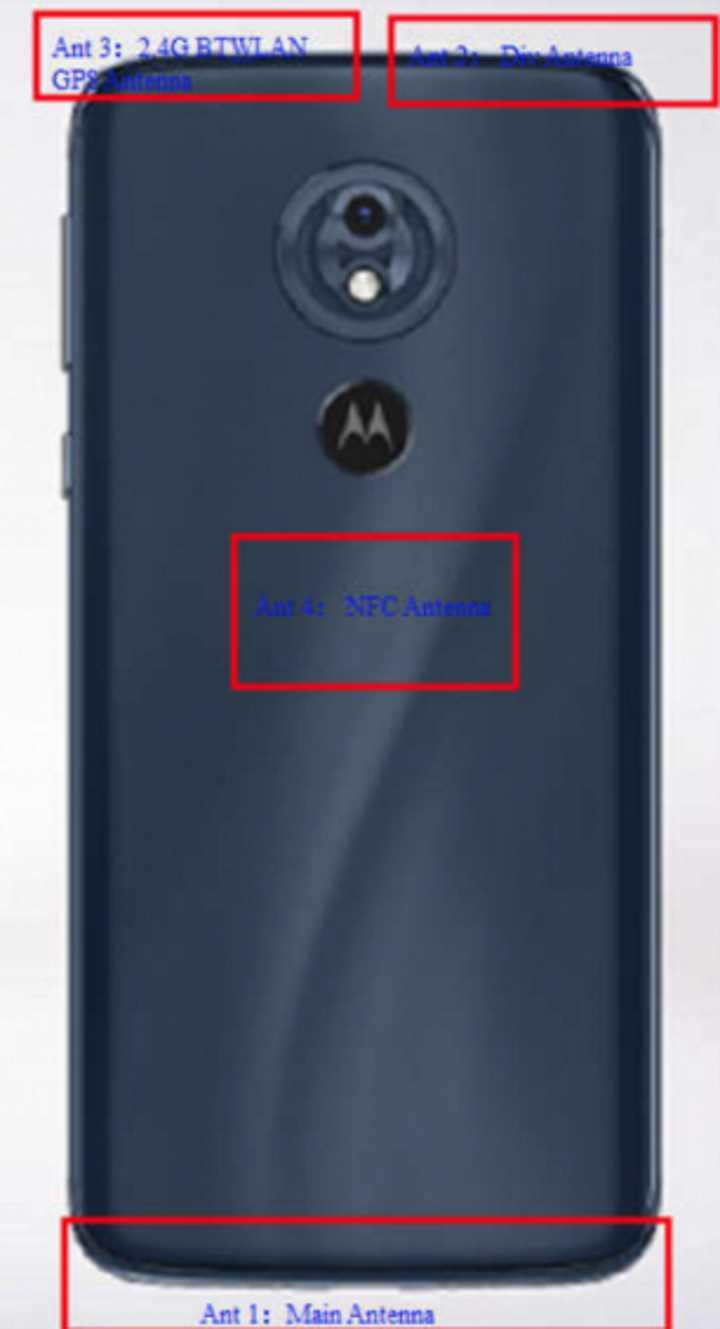 Motorola Moto G7 Power с аккумулятором на 5000