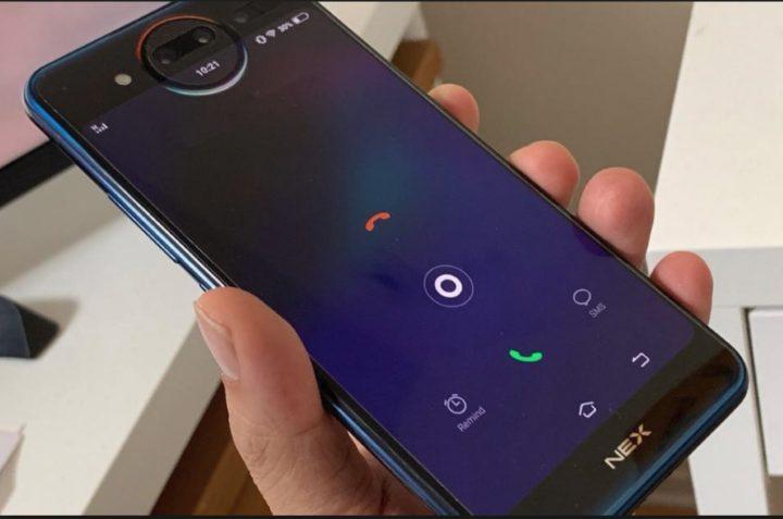 Первый обзор Vivo NEX Dual Display