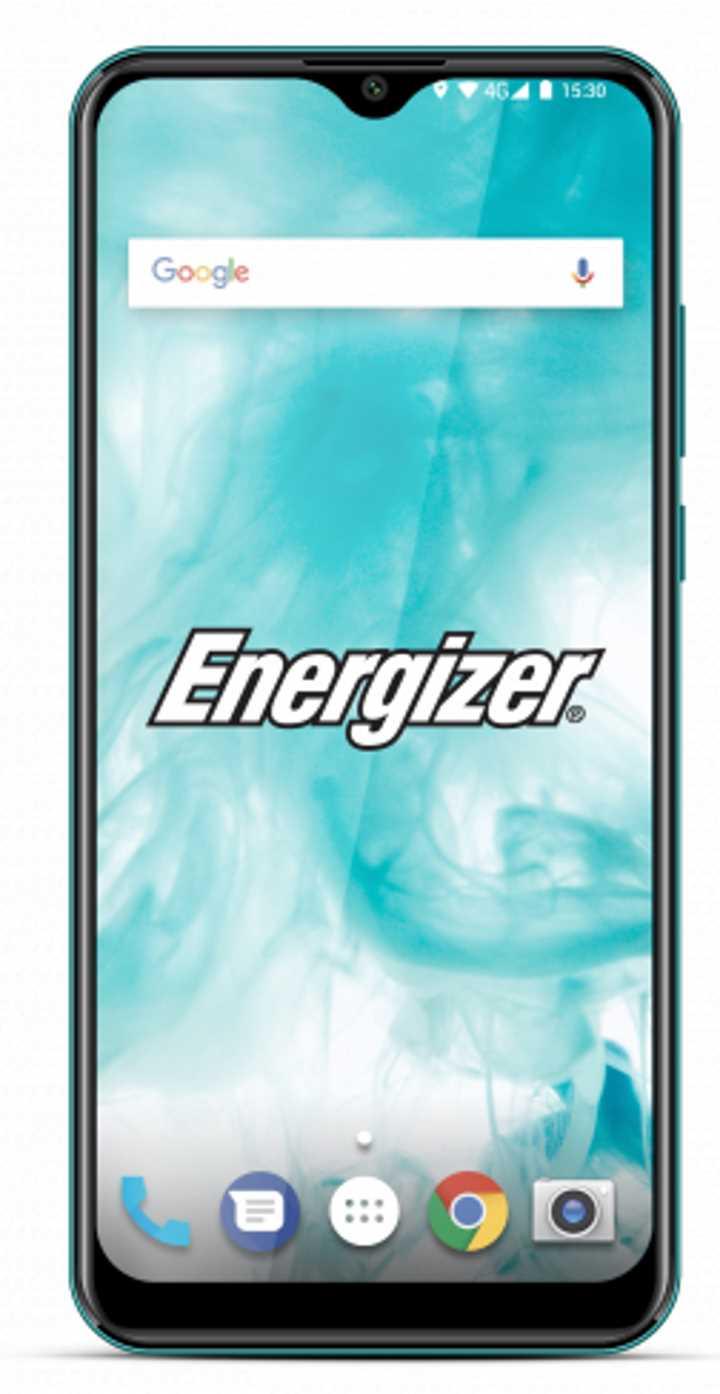 Первый в мире представитель: новый смартфон Energier®